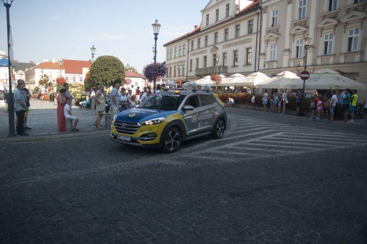 75. Tour de Pologne w Wadowicach [Etap 1 : Kraków-Kraków]